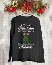 TSHIRT FOR MUSICIAN - MUSIC TEACHER - ORCHESTRA Long Sleeve Tee lifestyle-holiday-longsleeves-front-2