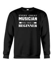 FUNNY MUSIC THEORY TSHIRT  BASS Crewneck Sweatshirt thumbnail