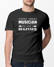 FUNNY MUSIC THEORY TSHIRT  BASS Classic T-Shirt lifestyle-mens-crewneck-front-13