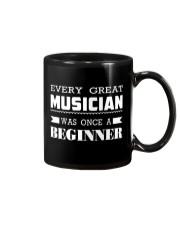 FUNNY MUSIC THEORY TSHIRT  BASS Mug thumbnail