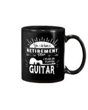 ELECTRIC ACOUSTIC GUITAR TSHIRT FOR GUITARIST Mug thumbnail