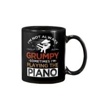 Funny I speak piano pianist tshirt Mug thumbnail