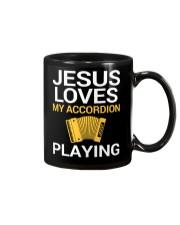 FUNNY DESIGN FOR ACCORDION PLAYERS Mug thumbnail