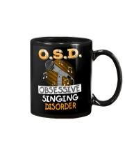 CHOIR SINGING SINGER VOCALIST - SING TSHIRT Mug thumbnail