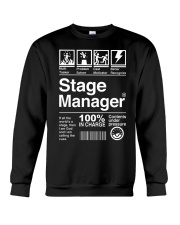 THEATRE THEATER MUSICALS MUSICAL TSHIRT Crewneck Sweatshirt thumbnail