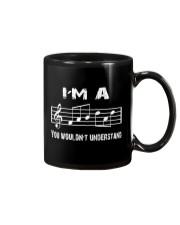I'M A FAB FABULOUS DAD TREBLE CLEF - FATHER'S DAY Mug thumbnail