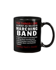 AWESOME TSHIRT FOR MARCHING BAND LOVERS Mug thumbnail