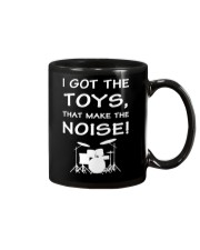 FUNNY DESIGN FOR DRUMMERS Mug thumbnail