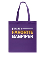 FUNNY BAGPIPES TSHIRT FOR PIPER PIPE BAND Tote Bag thumbnail