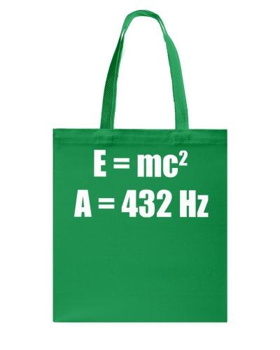 E MC 2 A 432 Hz