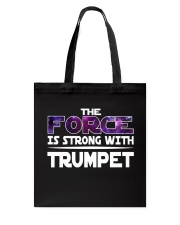 TRUMPET TSHIRT FOR TRUMPETER Tote Bag tile