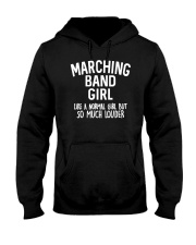AWESOME TSHIRT FOR MARCHING BAND LOVERS Hooded Sweatshirt thumbnail