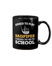 FUNNY BAGPIPES TSHIRT FOR PIPER PIPE BAND Mug thumbnail