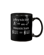 Physicist E mc2 Musician Tshirt Mug thumbnail