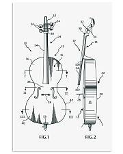 MUST HAVE FOR CELLISTS 11x17 Poster front