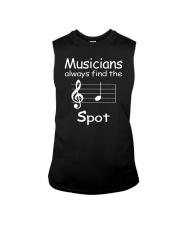 FUNNY DESIGN FOR MUSICIANS Sleeveless Tee thumbnail