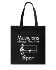 FUNNY DESIGN FOR MUSICIANS Tote Bag thumbnail
