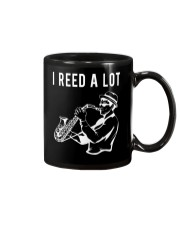 Saxolotl funny sax saxophone tshirt Mug thumbnail