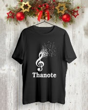 FUNNY TSHIRT FOR MUSICIAN MUSIC TEACHER ORCHESTRA Classic T-Shirt lifestyle-holiday-crewneck-front-2