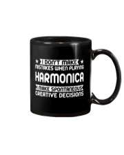 FUNNY DESIGN FOR HARMONICA PLAYERS Mug thumbnail