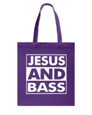 FUNNY BASS GUITAR TSHIRT FOR BASSIST Tote Bag thumbnail