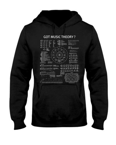 FUNNY MUSIC THEORY TSHIRT