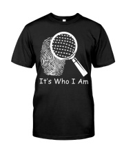 FUNNY DESIGN FOR DRUMMERS Classic T-Shirt front