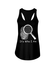 FUNNY DESIGN FOR DRUMMERS Ladies Flowy Tank thumbnail
