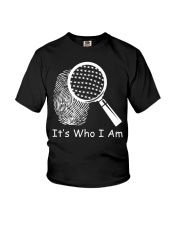 FUNNY DESIGN FOR DRUMMERS Youth T-Shirt thumbnail