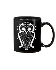 TSHIRT FOR MUSICIAN MUSIC TEACHER - OWL BIRD NOTE Mug thumbnail