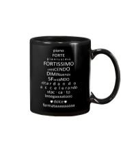 Piano Forte Pianissimo Funny Music Theory Musician Mug thumbnail
