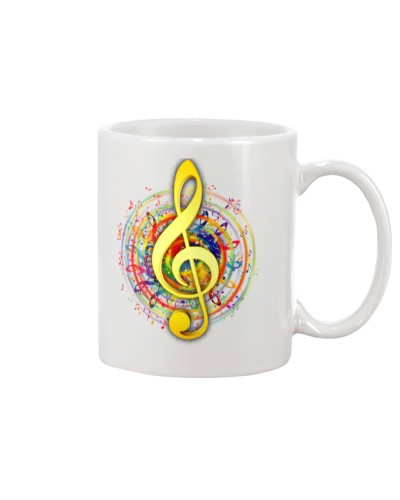 Treble Clef Art Design Music Musician