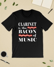 AWESOME DESIGN FOR CLARINET PLAYERS Classic T-Shirt lifestyle-mens-crewneck-front-19
