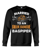 FUNNY BAGPIPES TSHIRT FOR PIPER PIPE BAND Crewneck Sweatshirt thumbnail