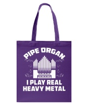 FUNNY  DESIGN FOR PIPE ORGAN PLAYERS Tote Bag thumbnail