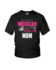 MOTHER'S DAY - MOM TSHIRT FOR MUSIC MUSICIAN Youth T-Shirt thumbnail