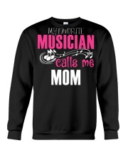 MOTHER'S DAY - MOM TSHIRT FOR MUSIC MUSICIAN Crewneck Sweatshirt thumbnail