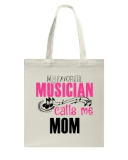 MOTHER'S DAY - MOM TSHIRT FOR MUSIC MUSICIAN Tote Bag thumbnail