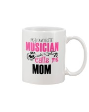 MOTHER'S DAY - MOM TSHIRT FOR MUSIC MUSICIAN Mug thumbnail