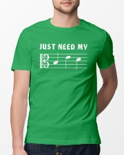 JUST NEED MY BED - ALTO CLEF TSHIRT Classic T-Shirt lifestyle-mens-crewneck-front-13