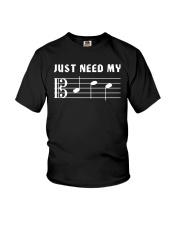 JUST NEED MY BED - ALTO CLEF TSHIRT Youth T-Shirt thumbnail