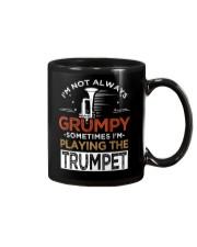 Fear the trumpet funny trumpeter tshirt Mug thumbnail