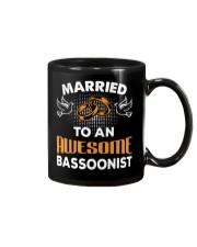 FUNNY  DESIGN FOR BASSOON PLAYERS Mug thumbnail