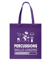 FUNNY DESIGN FOR PERCUSSION PLAYERS Tote Bag thumbnail