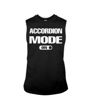 FUNNY DESIGN FOR ACCORDION PLAYERS Sleeveless Tee thumbnail