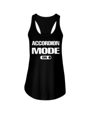 FUNNY DESIGN FOR ACCORDION PLAYERS Ladies Flowy Tank thumbnail