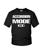 FUNNY DESIGN FOR ACCORDION PLAYERS Youth T-Shirt thumbnail