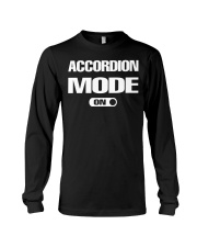 FUNNY DESIGN FOR ACCORDION PLAYERS Long Sleeve Tee thumbnail
