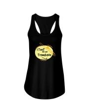 TROMBONE TSHIRT FOR TROMBONIST Ladies Flowy Tank thumbnail