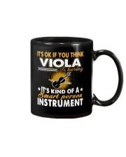 FUNNY TSHIRT FOR VIOLA  PLAYERS  Mug thumbnail